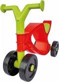 BIG 800055860 - Big Flippi rot, grün, schwarz, Dreirad, Fahrzeug