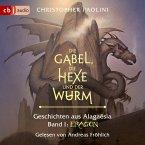 Die Gabel, die Hexe und der Wurm. Geschichten aus Alagaësia. Band 1: Eragon (MP3-Download)