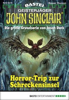 John Sinclair 2118 - Horror-Serie (eBook, ePUB)