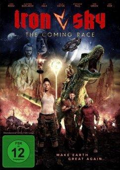 Iron Sky: The Coming Race - Kier,Udo/Dietze,Julia/Kaufman,Lloyd/+