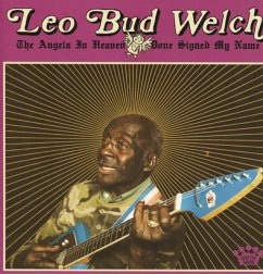 The Angels In Heaven Done Signed My Name - Welch,Leo Bud