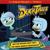 Disney/DuckTales - Folge 3: Wer den Kreuzer nicht ehrt … / Das Knack-Geburtstagsdesaster (MP3-Download)