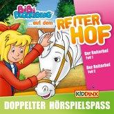Bibi Blocksberg - auf dem Reiterhof (Der Reiterhof Teil 1/ Der Reiterhof Teil 2) (MP3-Download)