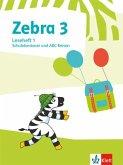 Zebra 3. Lesehefte Klasse 3