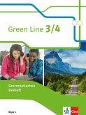 Green Line 3/4. Grammatisches Beiheft 7./8. Klasse. Ausgabe Bayern