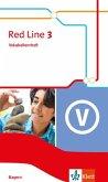 Red Line 3. Vokabellernheft Klasse 7. Ausgabe Bayern