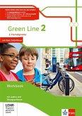 Green Line 2. 2. Fremdsprache. Workbook mit Audio-CD und Übungssoftware Klasse 7