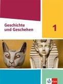 Geschichte und Geschehen 1. Schülerbuch Klasse 5/6. Ausgabe Nordrhein-Westfalen Gymnasium