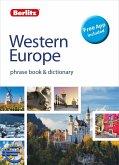 Berlitz Phrase Book & Dictionary Western Europe