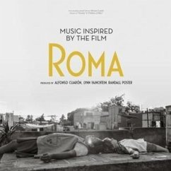 Music Inspired By The Film Roma - Avidan,Asaf/Ibeyi/Smith,Patti/+