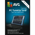 AVG PC TuneUp 2019 1PC / 12 Monate (Download für Windows)