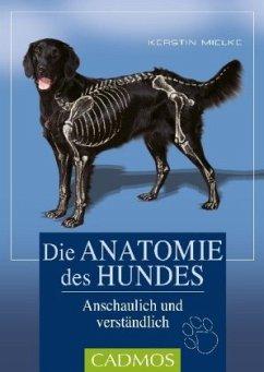 Die Anatomie des Hundes - Mielke, Kerstin