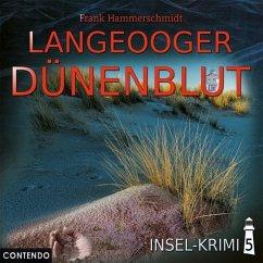 Insel-Krimi - Langeooger Dünenblut, 1 Audio-CD - Hammerschmidt, Frank