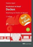 Brandschutz im Detail - Decken - mit E-Book