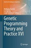 Genetic Programming Theory and Practice XVI (eBook, PDF)