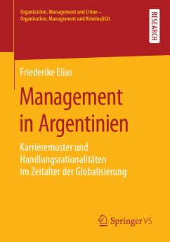 Management in Argentinien (eBook, PDF) - Elias, Friederike
