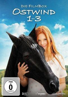 Ostwind 1-3 DVD-Box - Hanna Binke,Lea Van Acken,Amber Bongard
