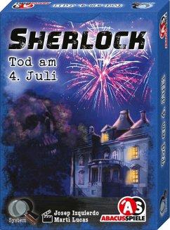 Sherlock - Tod am 4. Juli (Spiel)