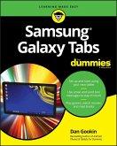 Samsung Galaxy Tabs For Dummies (eBook, PDF)