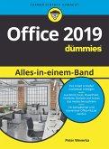 Office 2019 Alles-in-einem-Band für Dummies (eBook, ePUB)