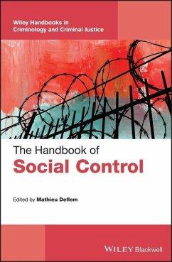 The Handbook of Social Control (eBook, PDF)