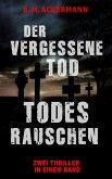 Der vergessene Tod / Todesrauschen (eBook, ePUB)