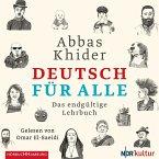 Deutsch für alle (MP3-Download)