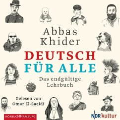 Deutsch für alle (MP3-Download) - Khider, Abbas