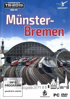 Train Simulator 2019 - Münster-Bremen TS 2019 (Add-On)