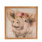 Bild Schweinchen Mathilde