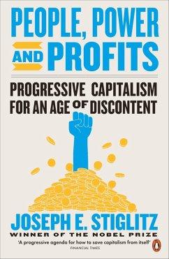People, Power, and Profits (eBook, ePUB) - Stiglitz, Joseph