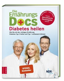 Die Ernährungs-Docs - Diabetes heilen - Fleck, Anne;Klasen, Jörn;Riedl, Matthias