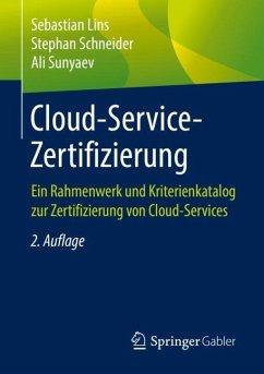 Cloud-Service-Zertifizierung