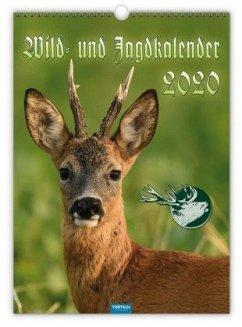 Wild- und Jagdkalender 2020