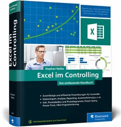 Excel im Controlling - Nelles, Stephan