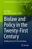 Biolaw and Policy in the Twenty-First Century (eBook, PDF)