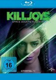 Killjoys-Space Bounty Hunters Staffel 4