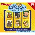 Der tierische Kindergarten, 3 Audio-CD