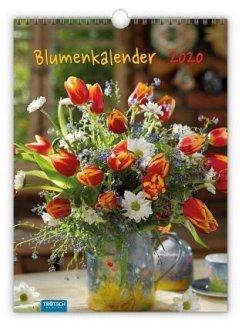 Blumenkalender 2020