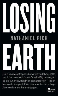 Losing Earth - Rich, Nathaniel