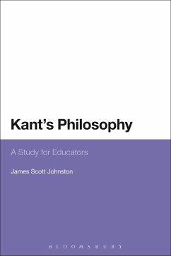 Kant's Philosophy (eBook, ePUB) - Johnston, James Scott