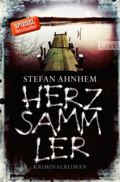 Herzsammler / Fabian Risk Bd.2 (Restauflage) - Ahnhem, Stefan