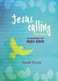 Jesus Calling: 50 Devotions for Busy Days (eBook, ePUB)