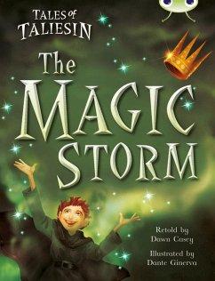 BC Gold B/2B Tales of Taliesin: The Magic Storm - Casey, Dawn