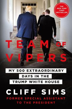 Team of Vipers (eBook, ePUB) - Sims, Cliff