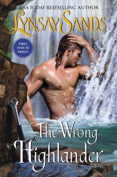 The Wrong Highlander (eBook, ePUB) - Sands, Lynsay