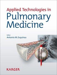 Applied Technologies in Pulmonary Medicine (eBook, ePUB)