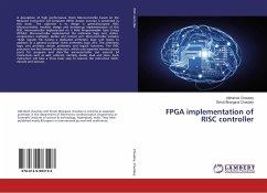 FPGA implementation of RISC controller