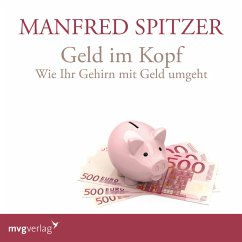 Geld im Kopf (MP3-Download) - Spitzer, Manfred