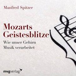 Mozarts Geistesblitze (MP3-Download) - Spitzer, Manfred